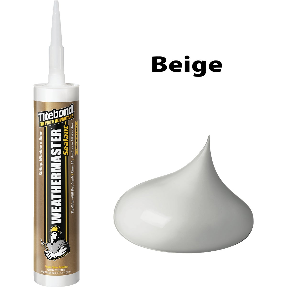 10 OZ WM BEIGE SEALANT - 46031 by Franklin Interl