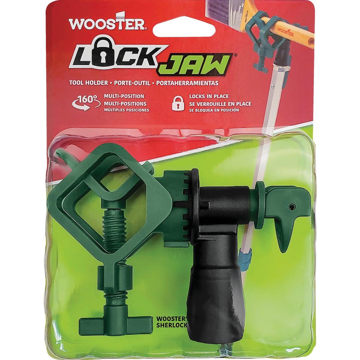 Lock Jaw Tool Holder