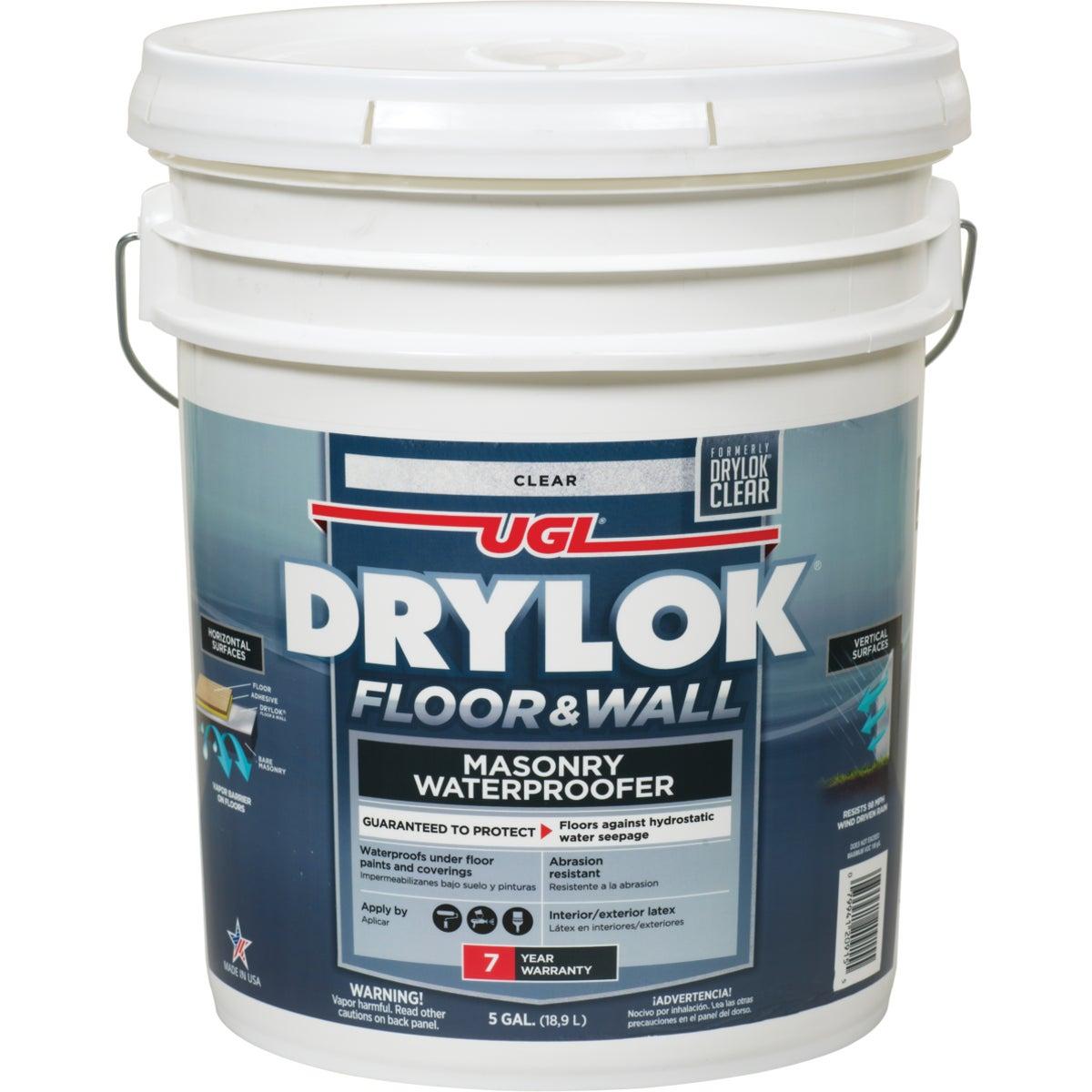 DRYLOK CLEAR 5GAL
