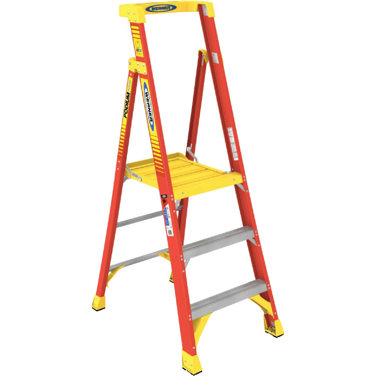 TYPE-1A 3' PODIUM LADDER