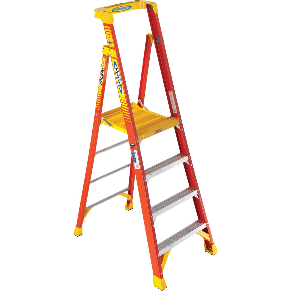 TYPE-1A 4' PODIUM LADDER