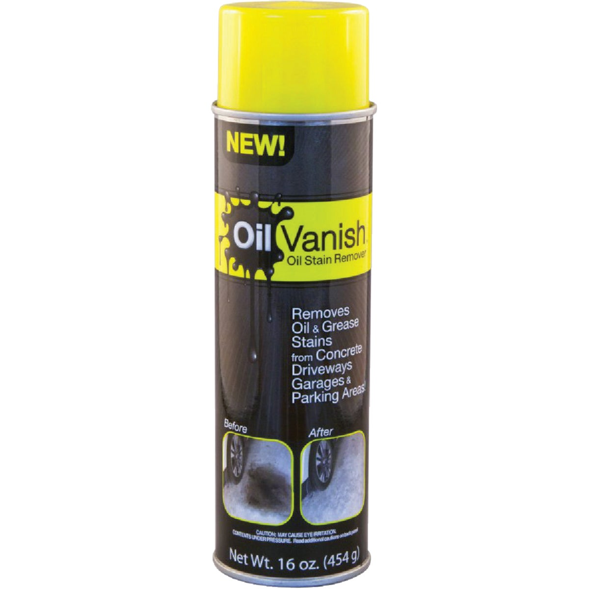 20OZ OIL STAIN REMOVER - 8005-020 by Oil Vanish