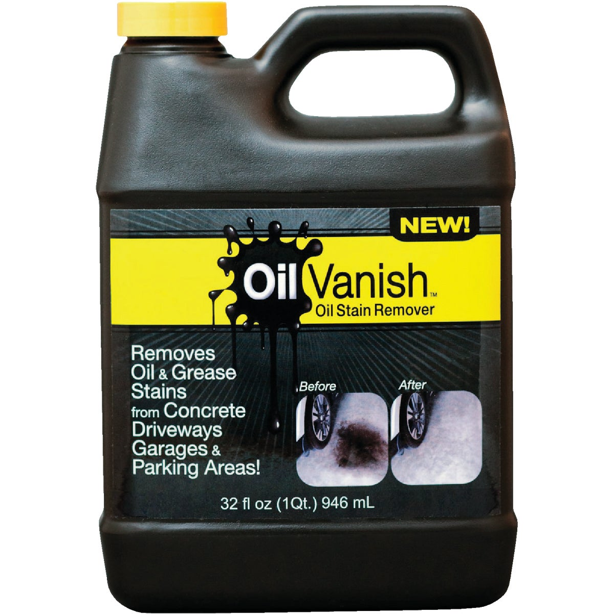32OZ OIL STAIN REMOVER - 8005-032 by Oil Vanish