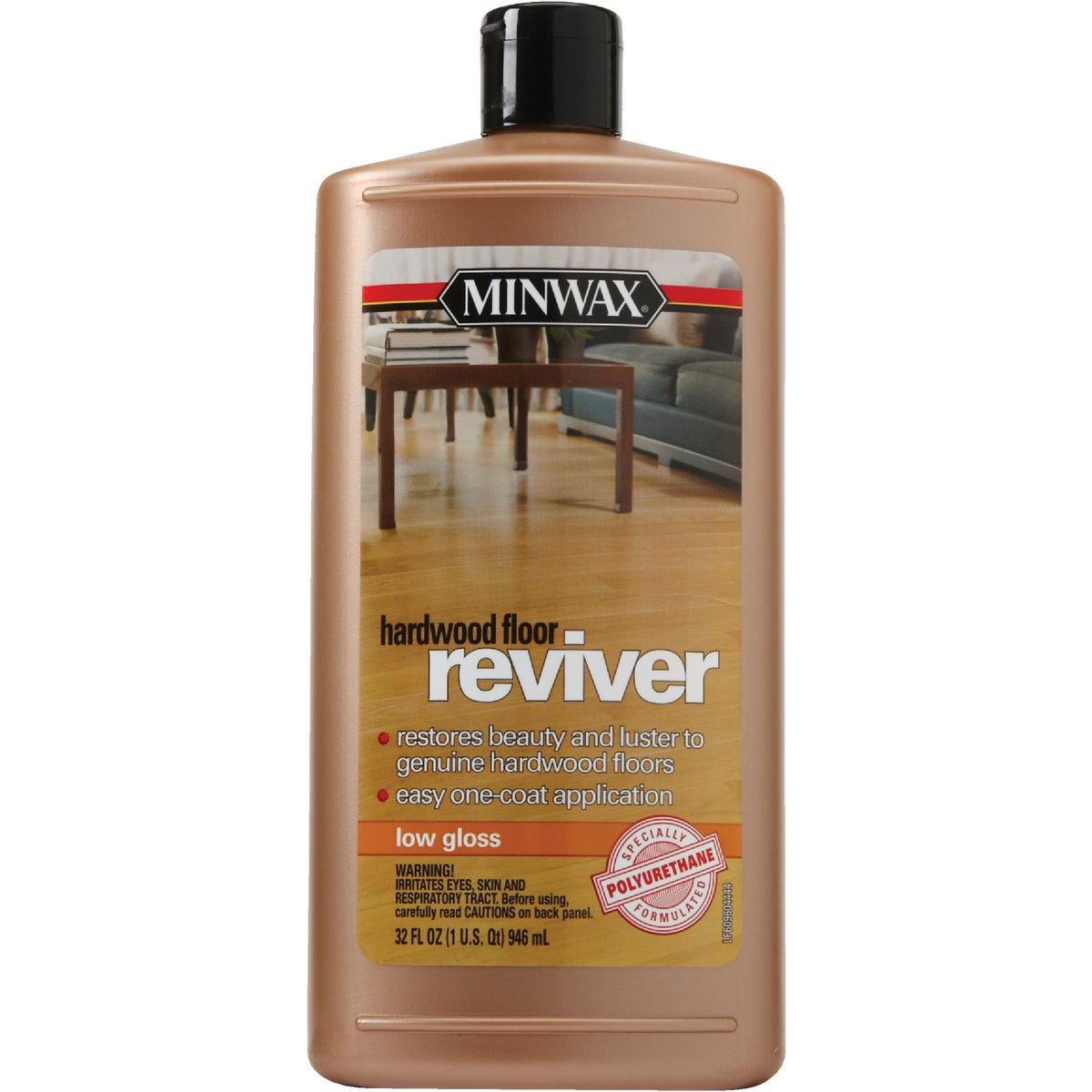 LOW GLOSS FLOOR REVIVER - 609600000 by Minwax Company
