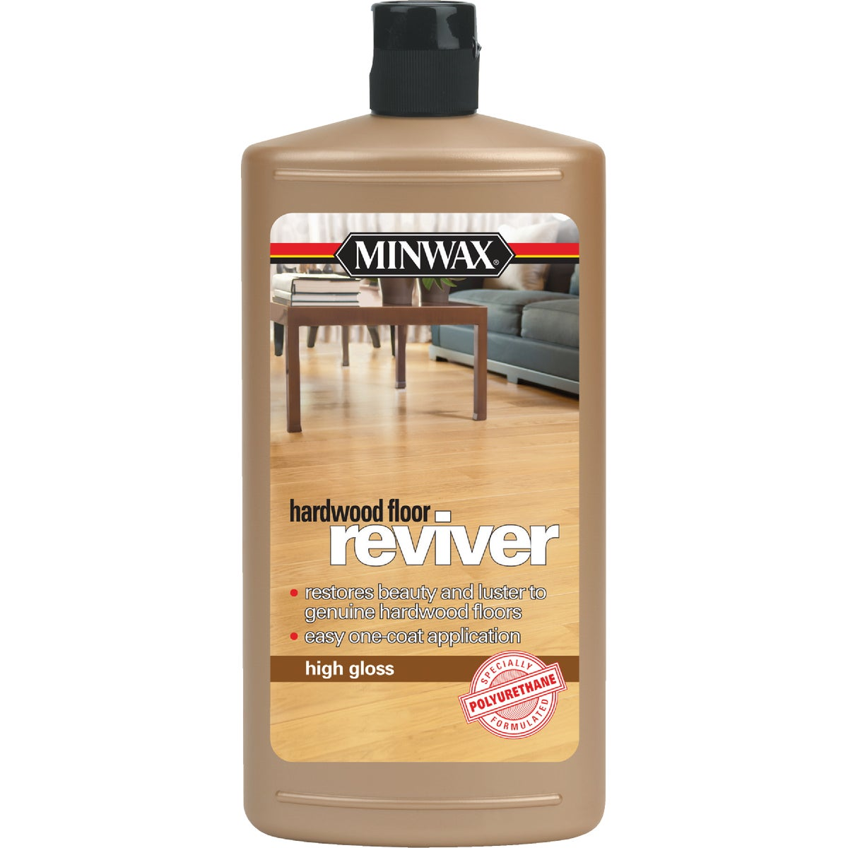 HIGH GLOSS FLOOR REVIVER - 609500000 by Minwax Company
