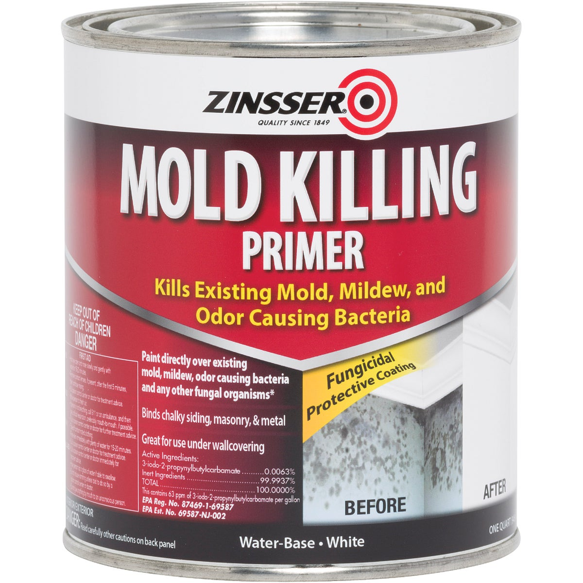 QT MOLD KILLING PRIMER - 276087 by Rustoleum