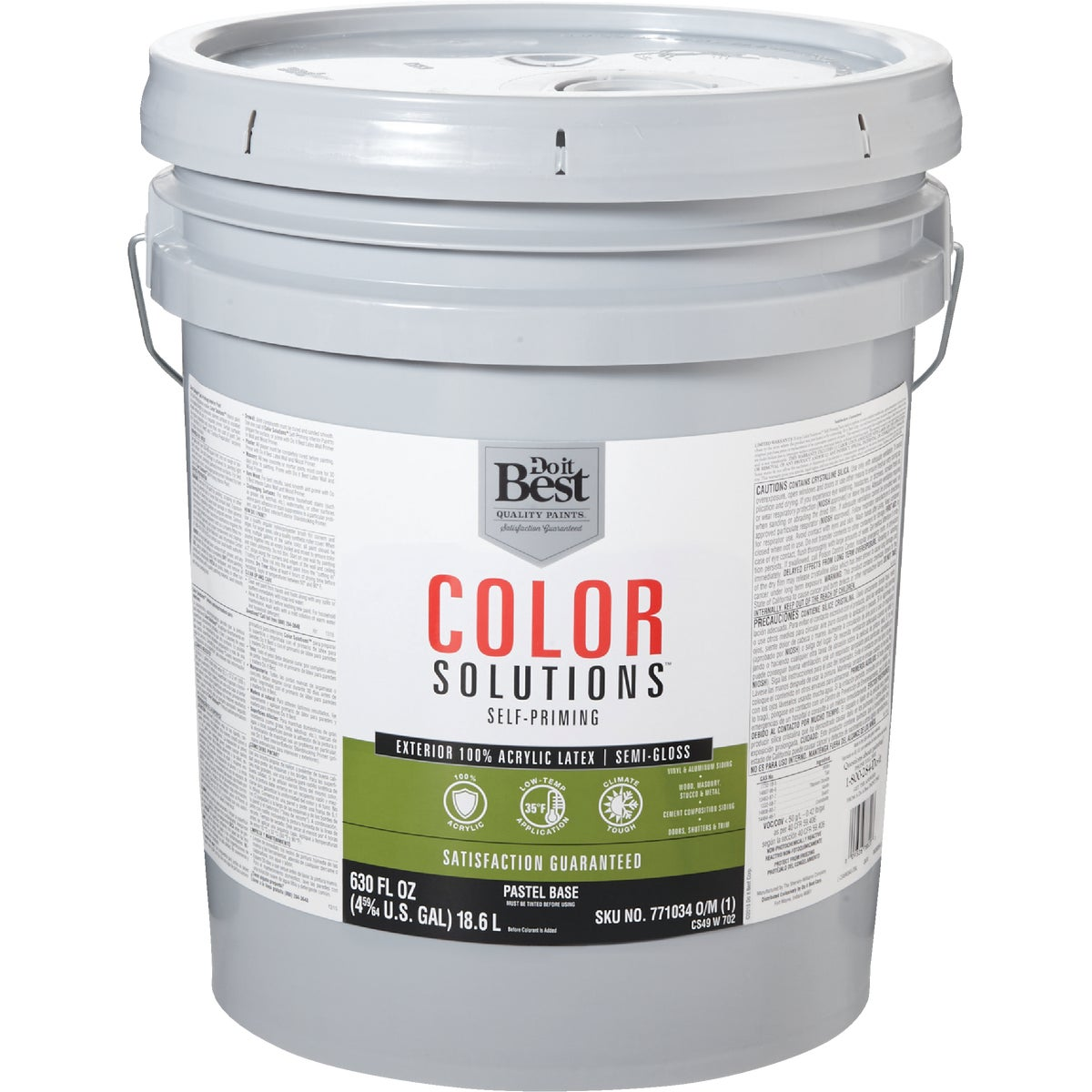EXT S/G PASTEL BS PAINT - CS49W0702-20 by Do it Best