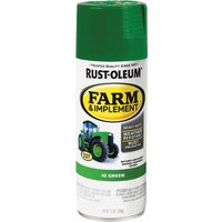 Rust Oleum JD GREEN SPRAY PAINT 7435-830