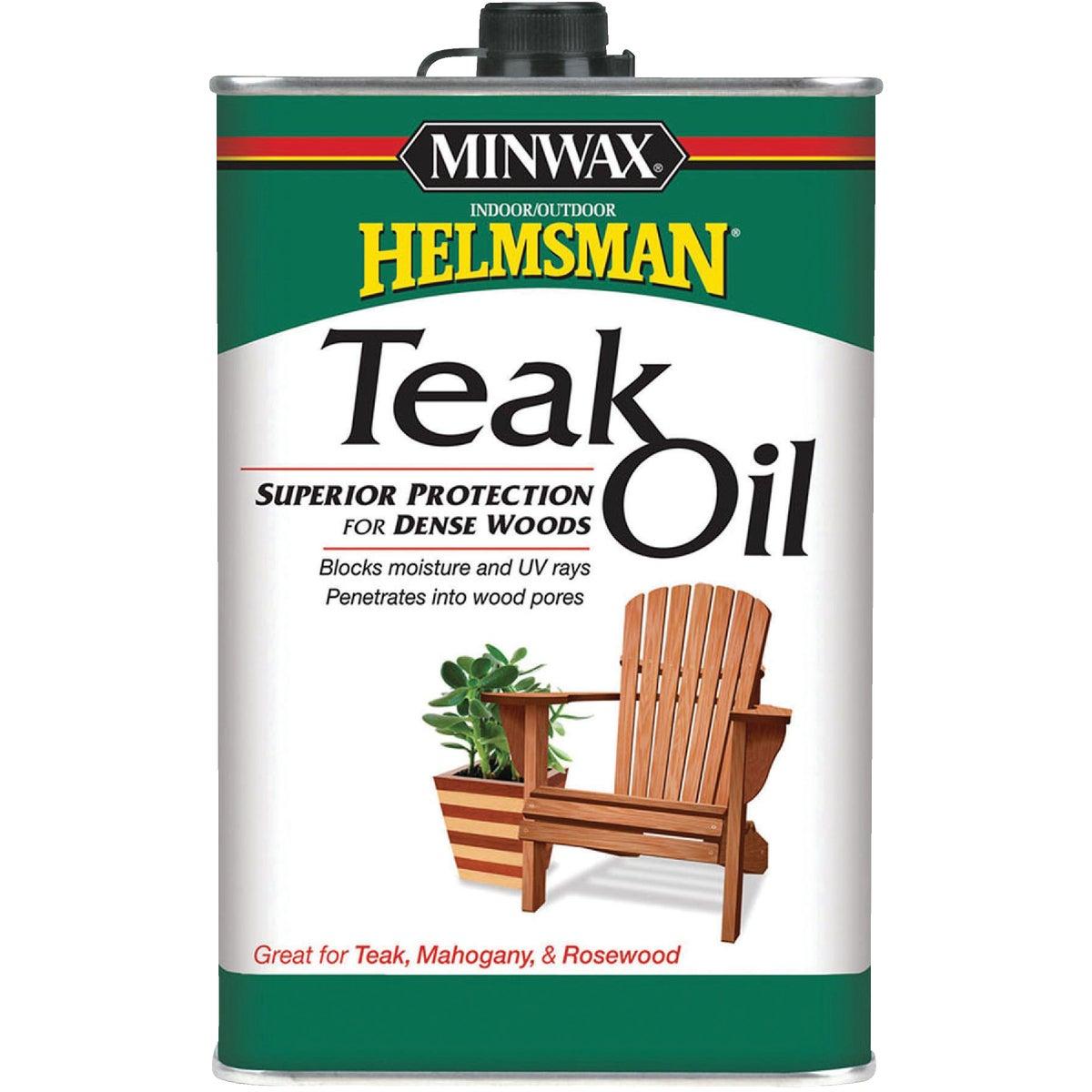 TEAK OIL FINISH