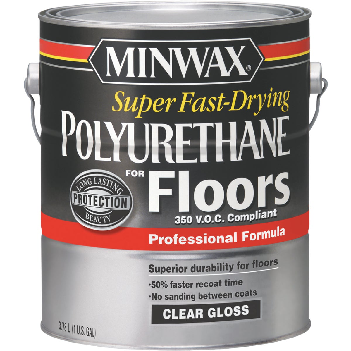 VOC GLOSS FLOOR POLY - 13023 by Minwax Company