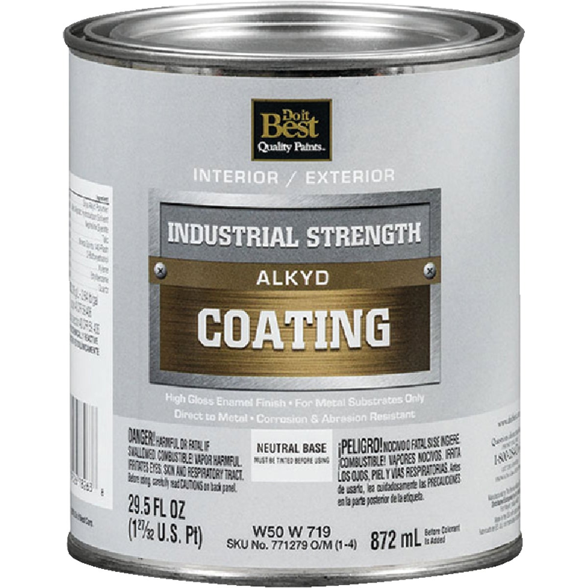 GLS NEUTR BS ALKYD PAINT - W50W00719-44 by Do it Best