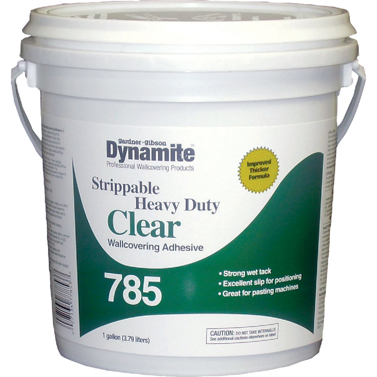 CLR STRIPPABLE ADHESIVE
