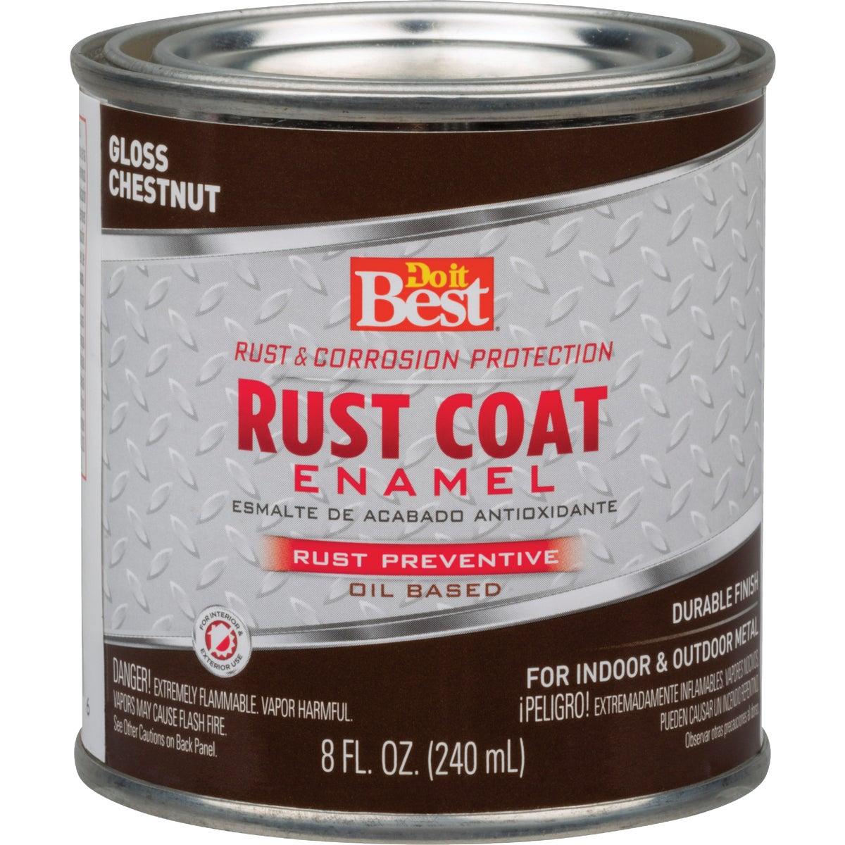 Rust Oleum CHESTNUT BRN RUST ENAMEL 1112