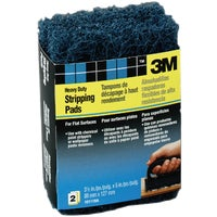 3M 2PK PAINT STRIPPING PADS 10111NA