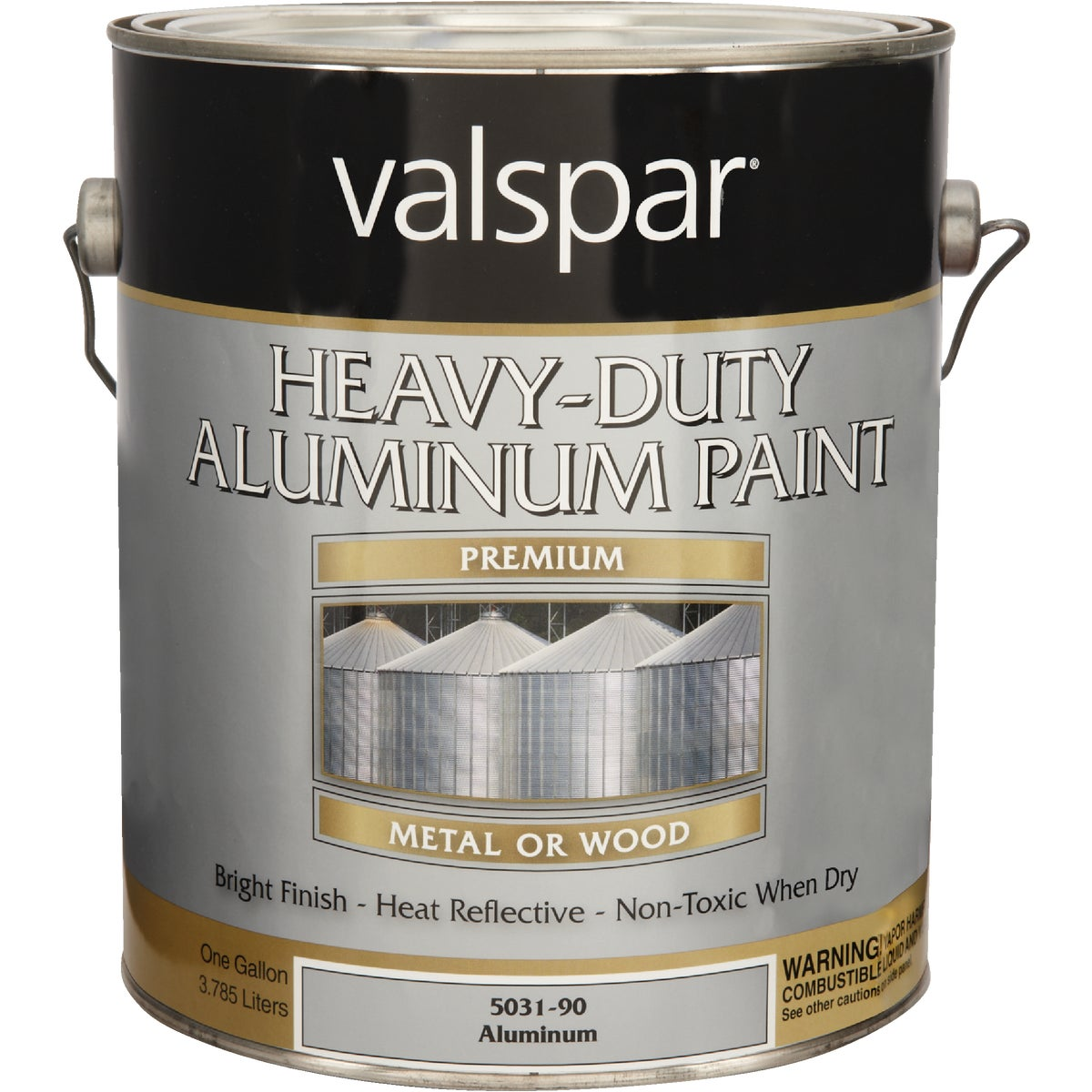 HD ALUMINUM PAINT - 018.5031-90.007 by Valspar Corp
