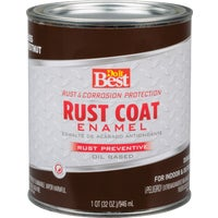 Rust Oleum CHESTNUT BRN RUST ENAMEL 1212
