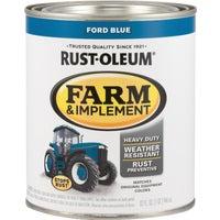Rust Oleum FORD BLUE IMPLMNT ENAMEL 7424-502
