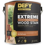 DEFY Extreme Semi-Transparent Exterior Wood Stain