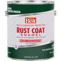 Rust Oleum HUNTER GREEN RUST ENAMEL 1310