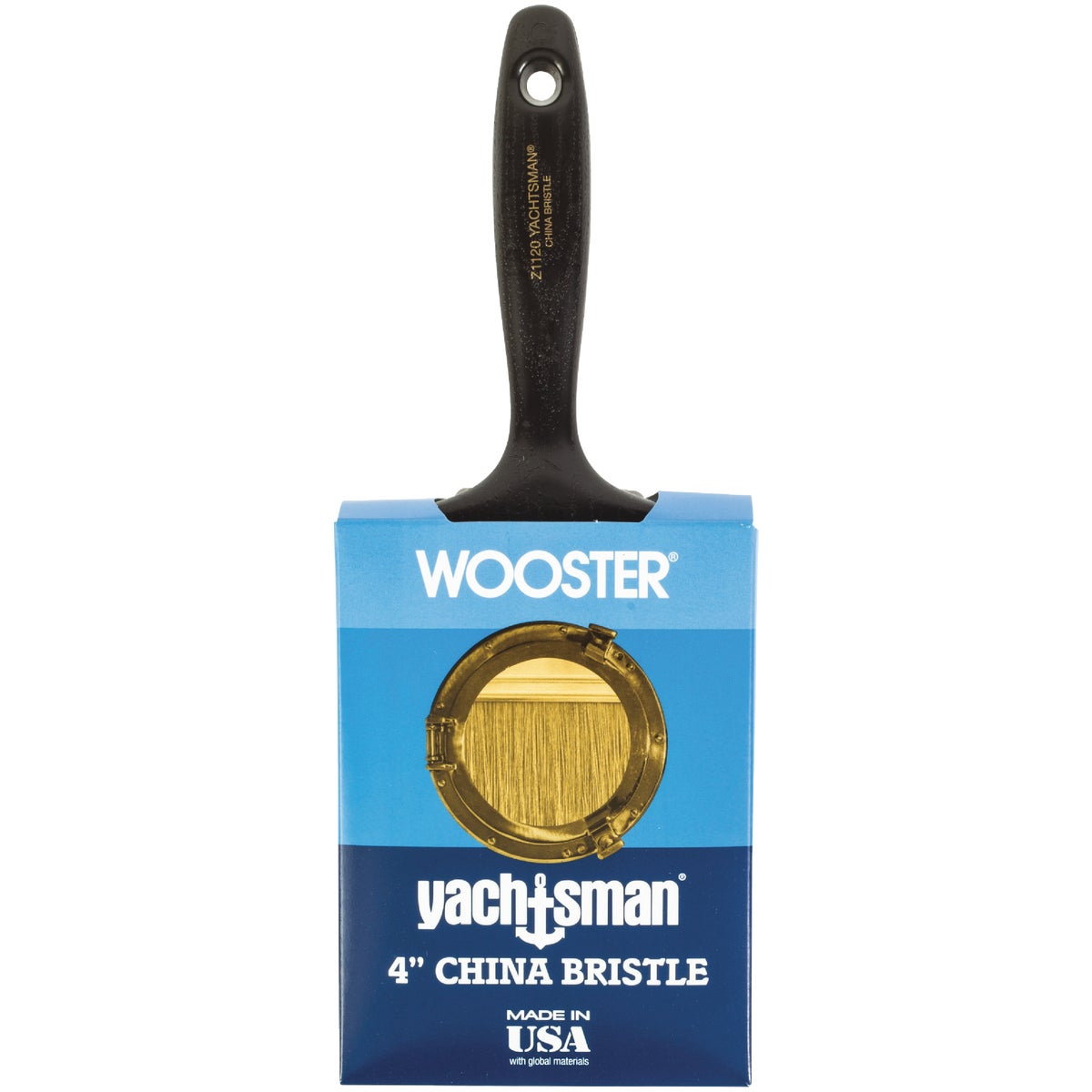 "4"" PAINT BRUSH - Z1120-4 by Wooster Brush Co"
