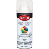 Krylon/Consumer Div CLEAR SATIN SPRAY FINISH 51313