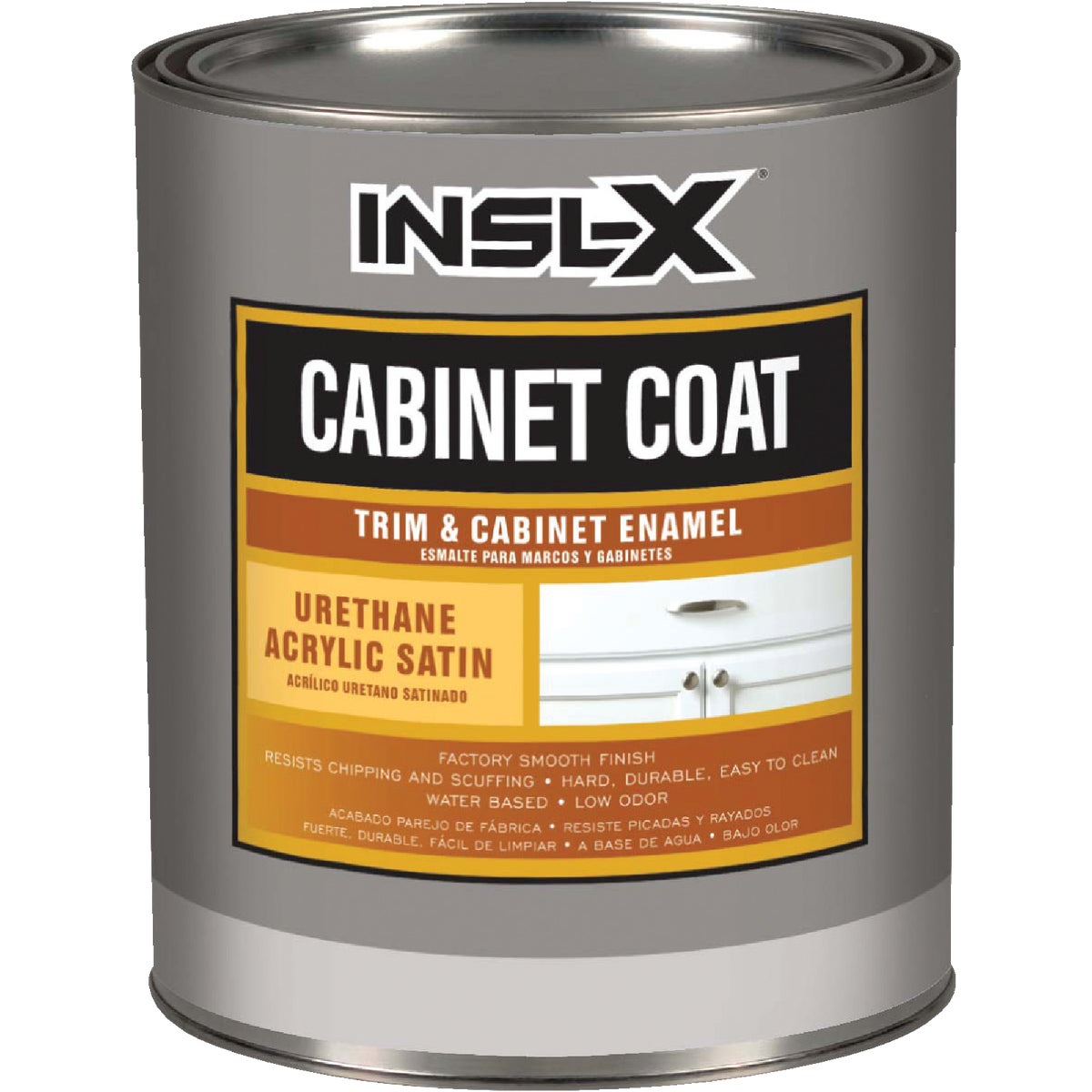SAT TINT CABINET ENAMEL - CC4560099-44 by Insl X Prod Corp
