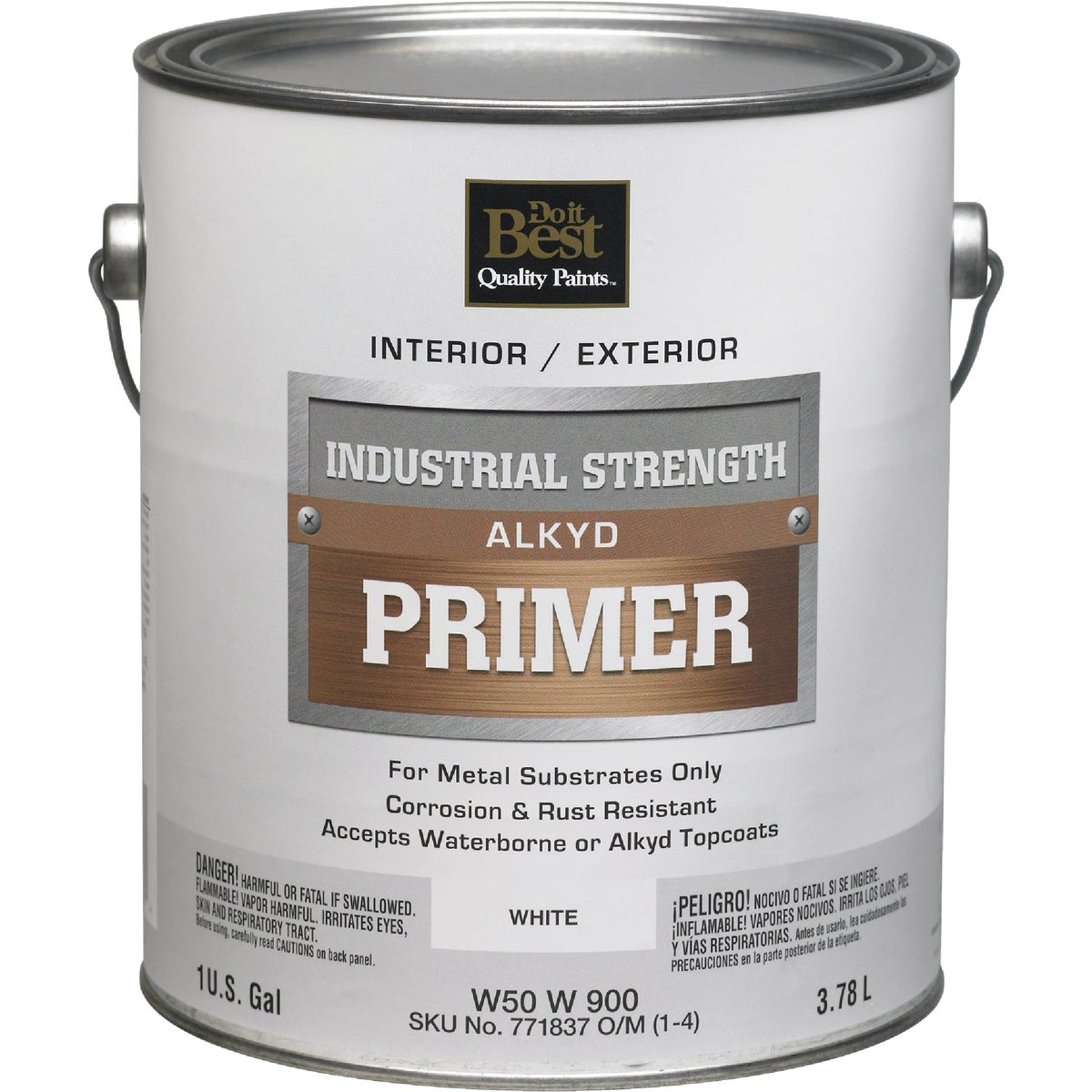 INT/EXT WHT ALKYD PRIMER - W50W00900-16 by Do it Best