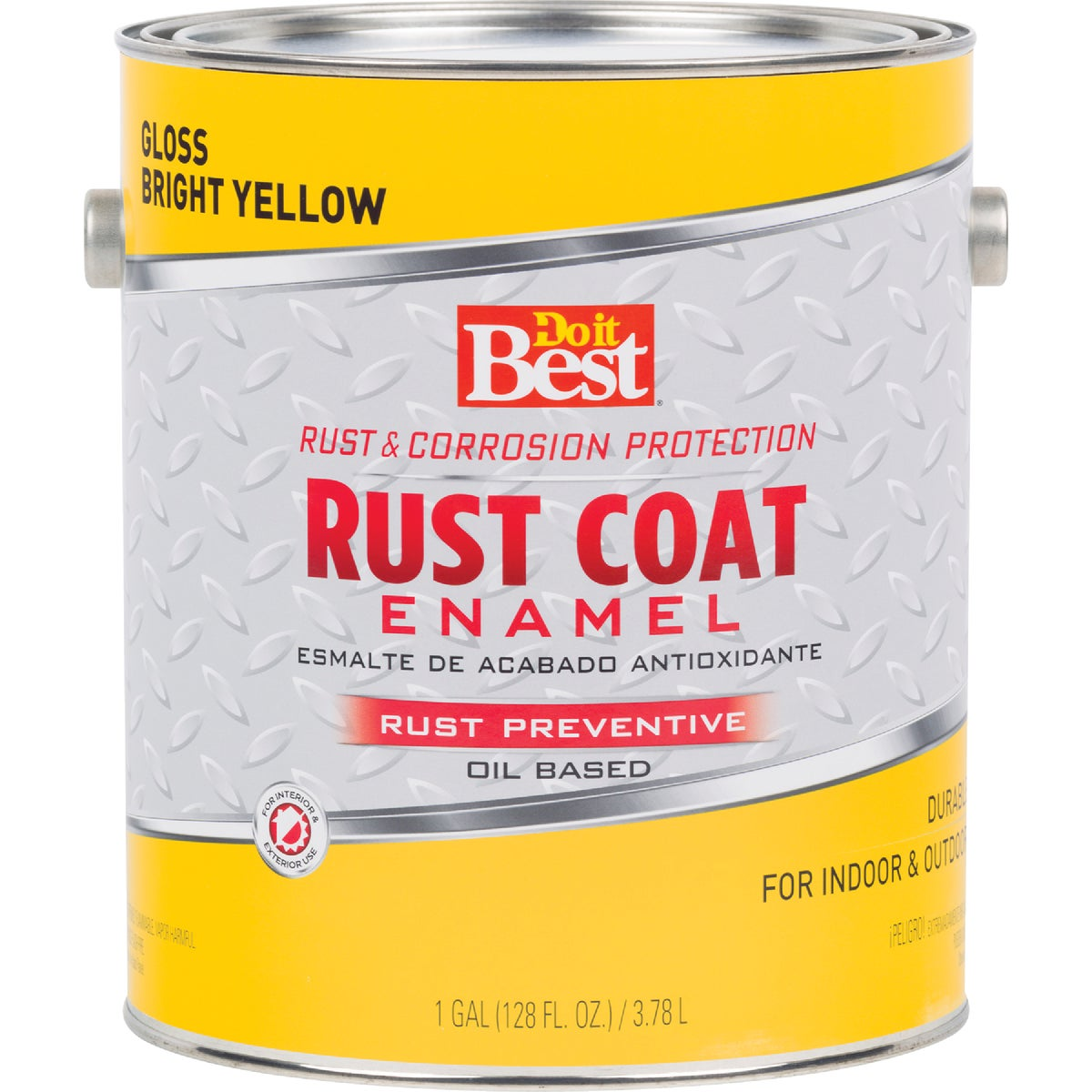 BRT YELLOW RUST ENAMEL - 203701D by Rustoleum
