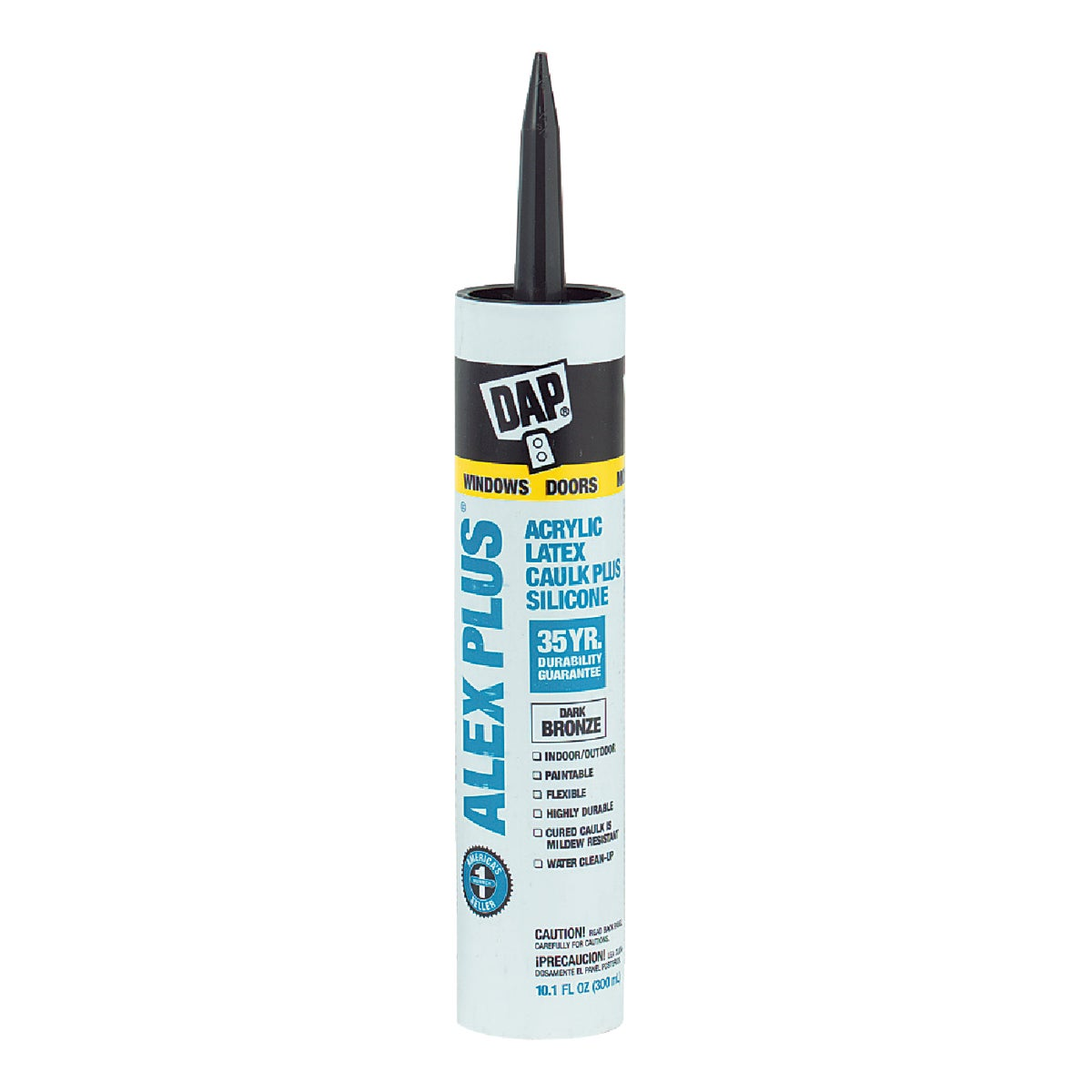 DRK BRZ ALEX PLUS CAULK - 18124 by Dap Inc