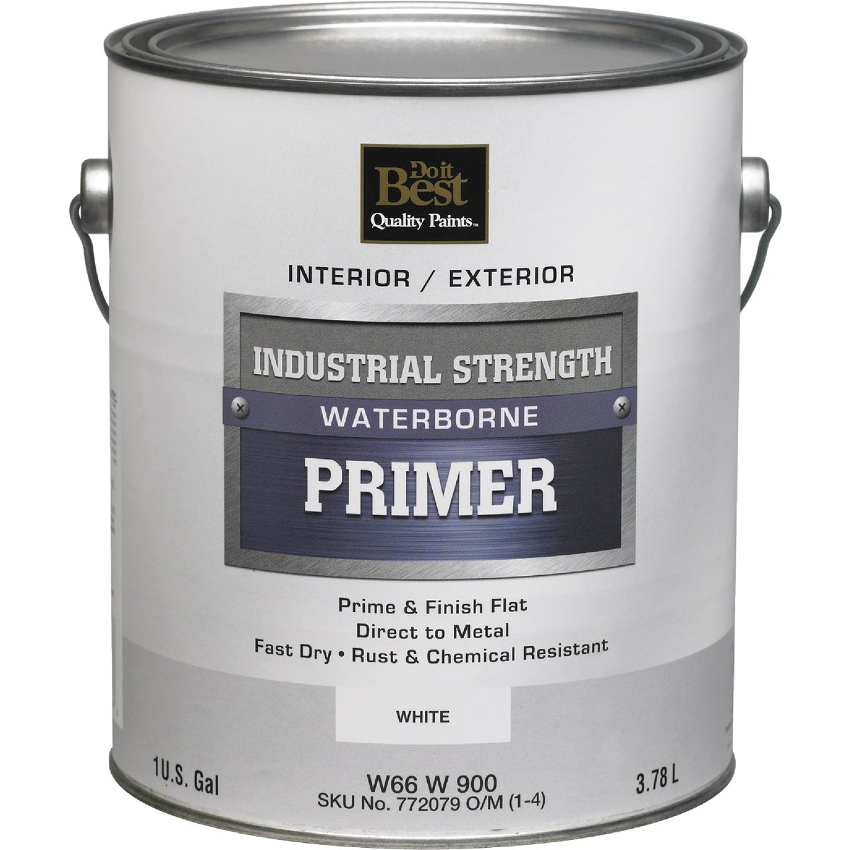 INT/EXT WHT LATEX PRIMER - W66W00900-16 by Do it Best