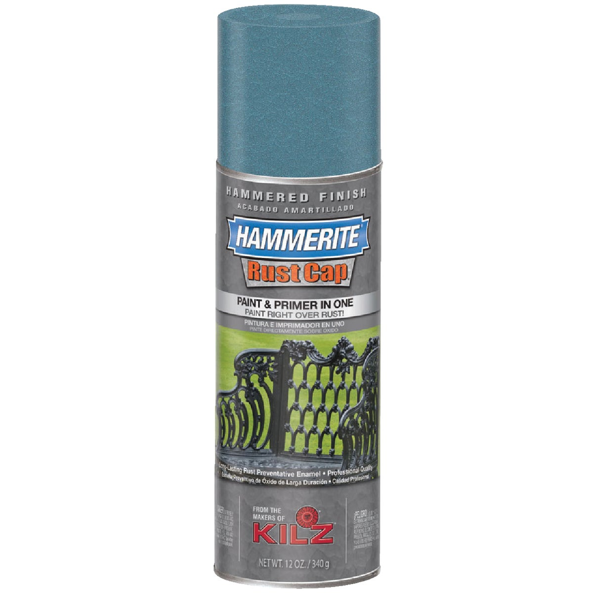 L BLU HAMMRD SPRAY PAINT - 41150 by Masterchem