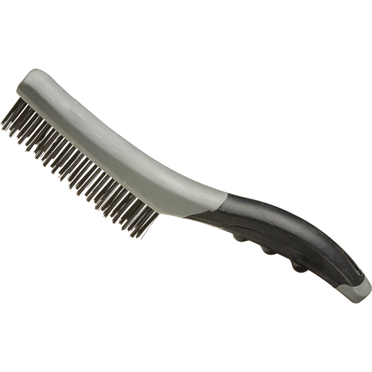 SHOE HANDLE WIRE BRUSH - 46802 by Hyde Mfg Co