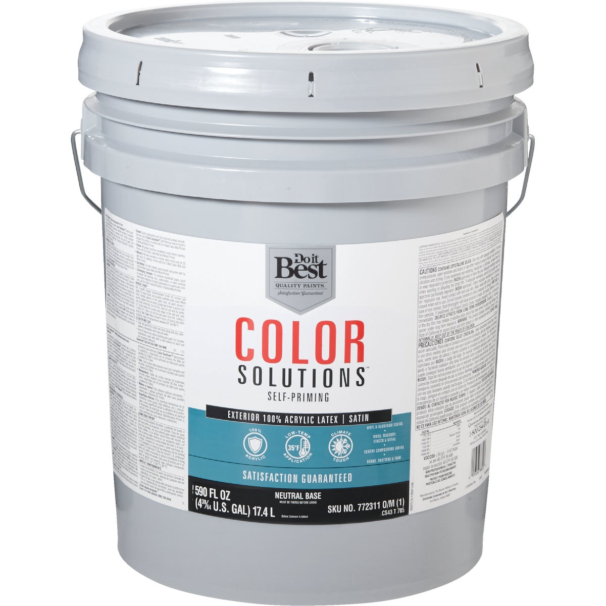 EXT SAT NEUTRAL BS PAINT - CS43T0705-20 by Do it Best