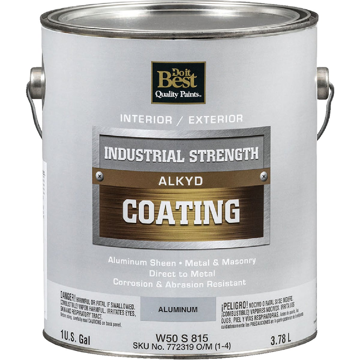 ALUMINUM ALKYD PAINT - W50S00815-16 by Do it Best