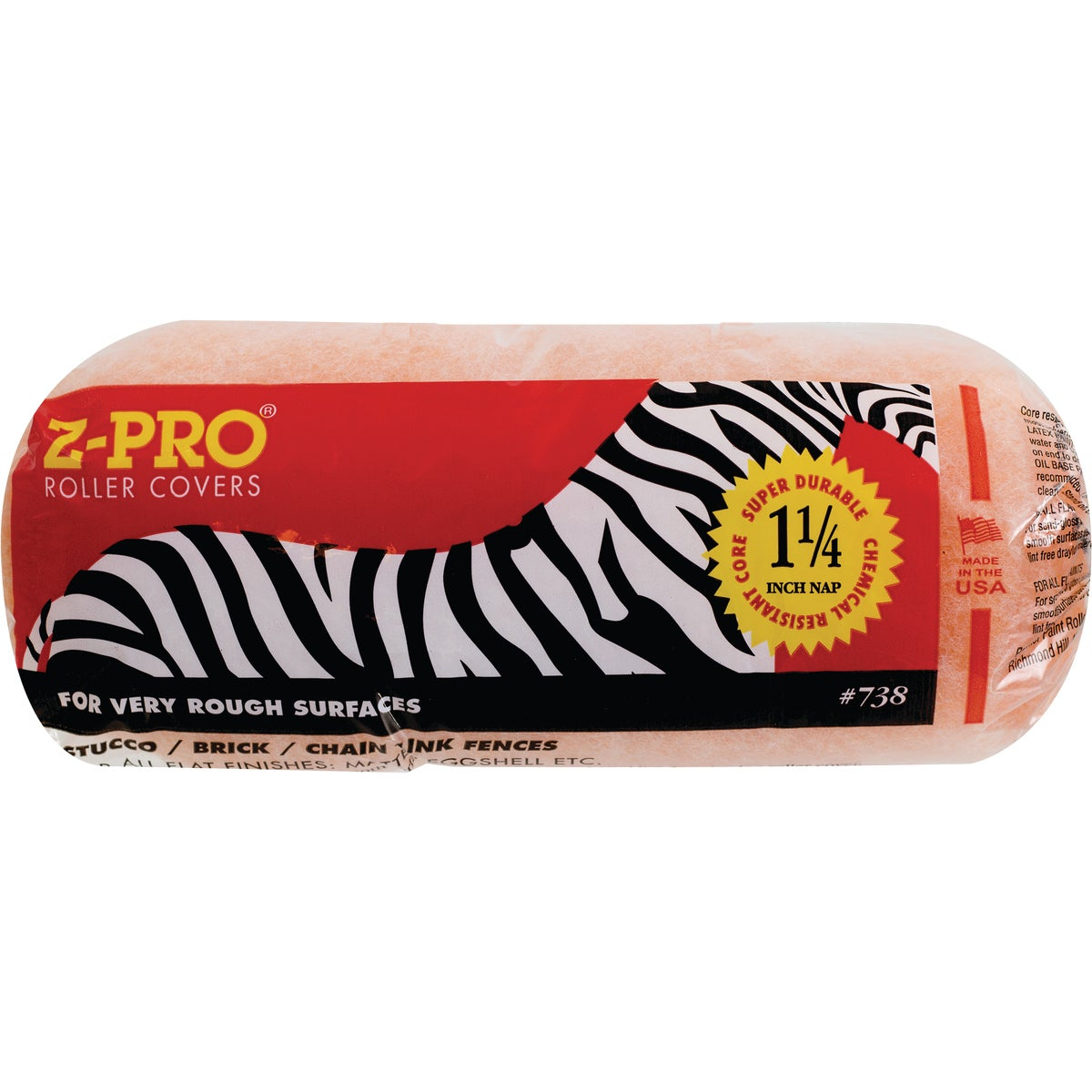 9X1-1/4 NAP ROLLER COVER - 738 by Premier Paint Roller