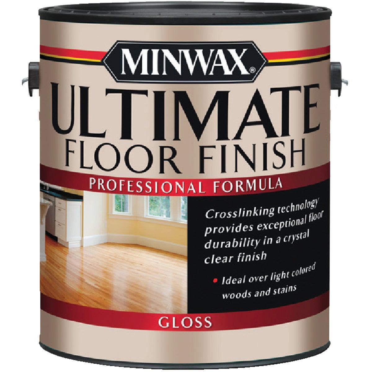 GLOSS FLOOR POLYURETHANE - 131010000 by Minwax Company