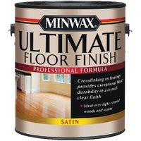 Minwax ULTIMATE Water-Based Polyurethane Floor Finish, 131030000