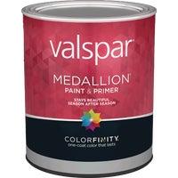 Valspar Medallion 100 Acrylic Paint Primer Flat Exterior House Paint