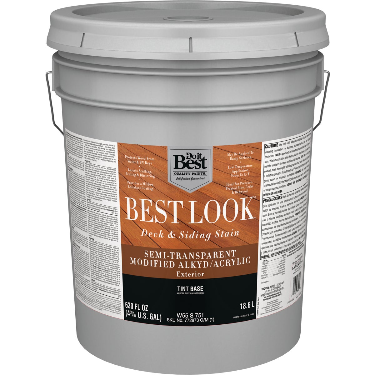 EXT LTX TINT BS STAIN - W55S00751-20 by Do it Best