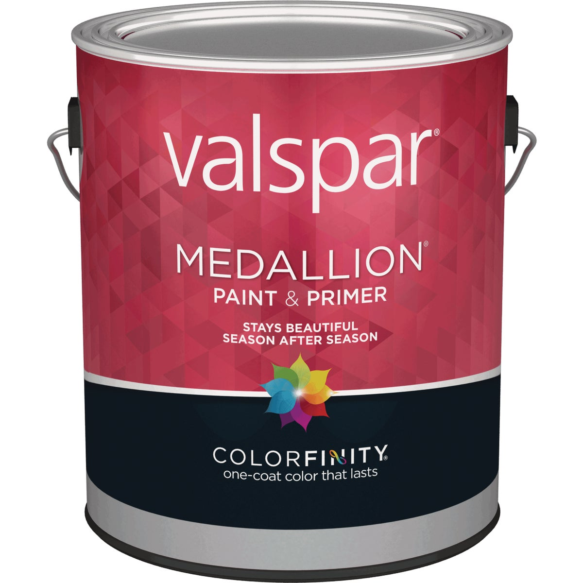 EXT SAT WHITE PAINT - 027.0004100.007 by Valspar Corp