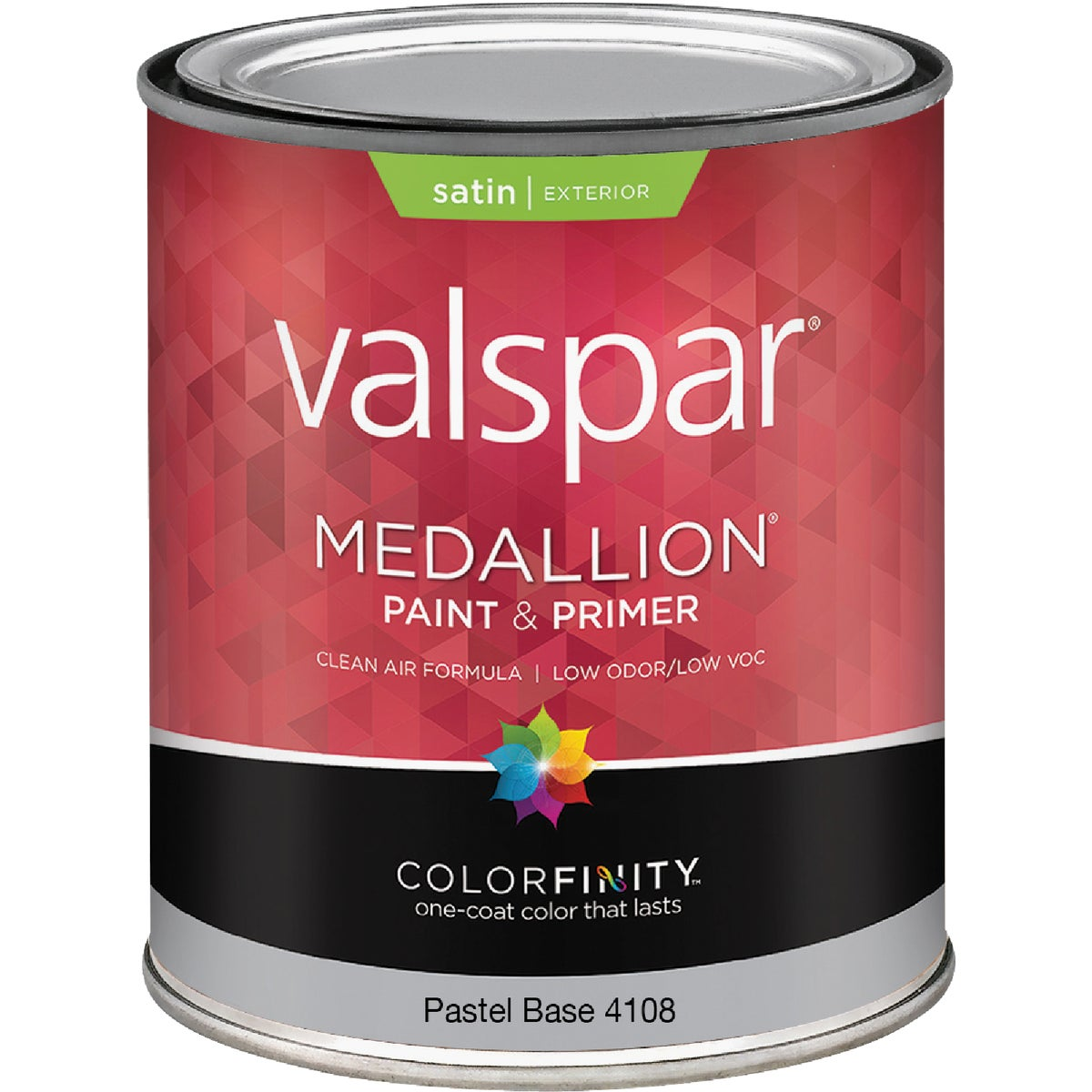 EXT SAT PASTEL BS PAINT - 027.0004108.005 by Valspar Corp