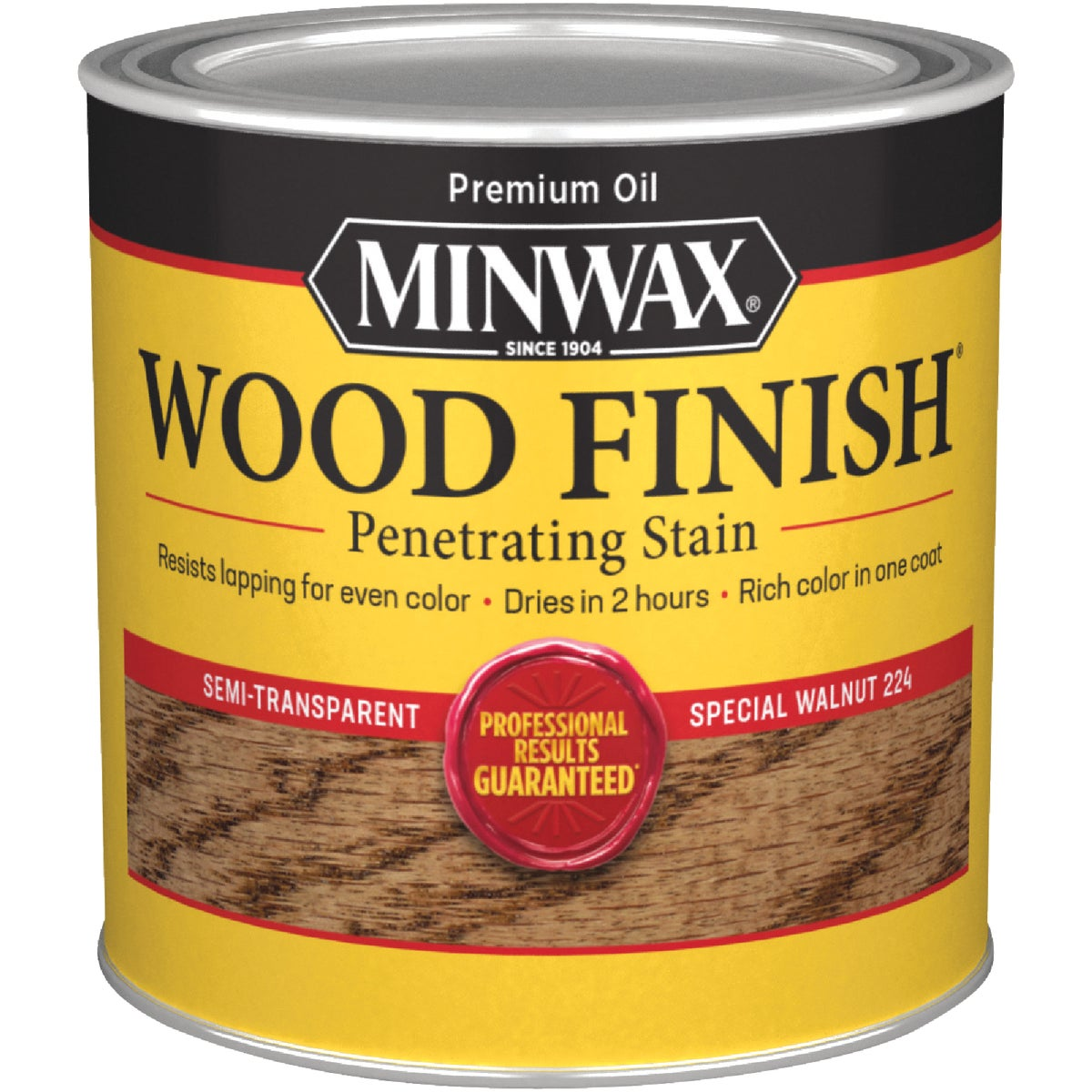 SPEC WALNUT WOOD STAIN - 222404444 by Minwax Company