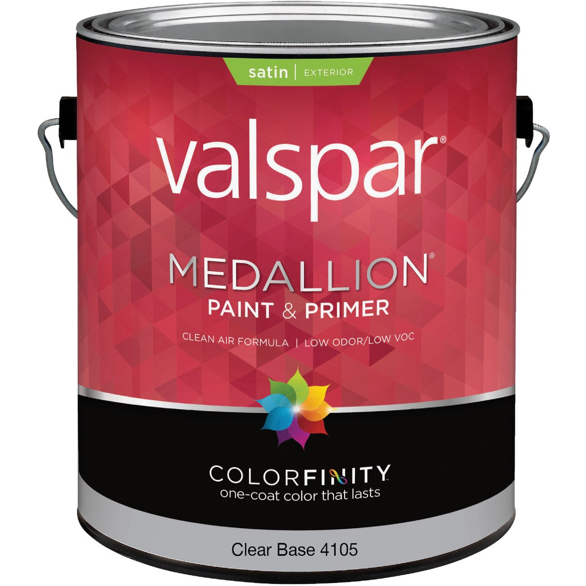 EXT SAT CLEAR BS PAINT - 027.0004105.007 by Valspar Corp