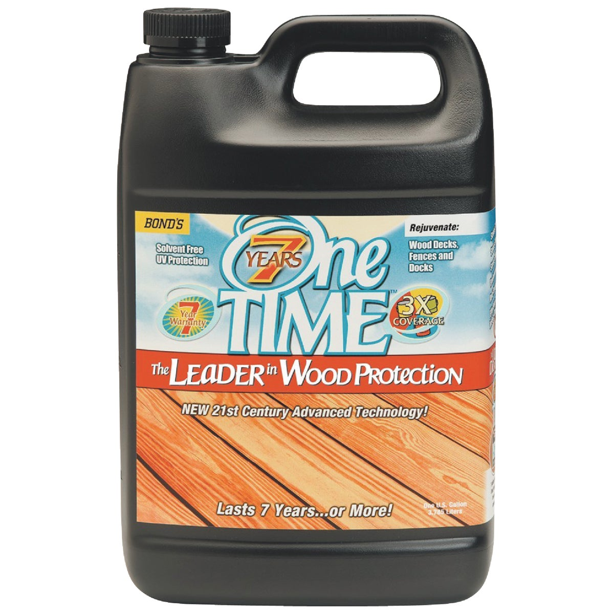 NATURAL WOOD SEALER - 00200 by Bond Distributing