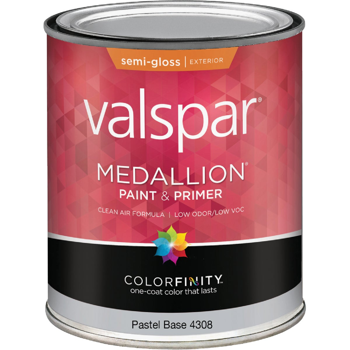 EXT S/G PASTEL BS PAINT - 027.0004308.005 by Valspar Corp