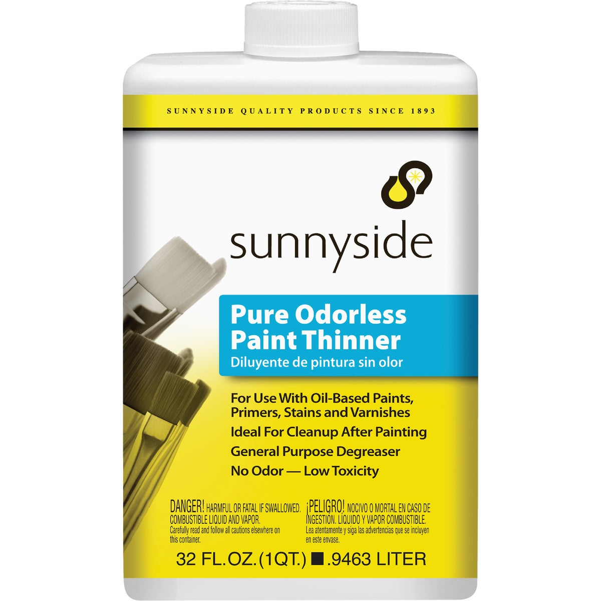 ODORLESS PAINT THINNER - 70532 by Sunnyside Corp