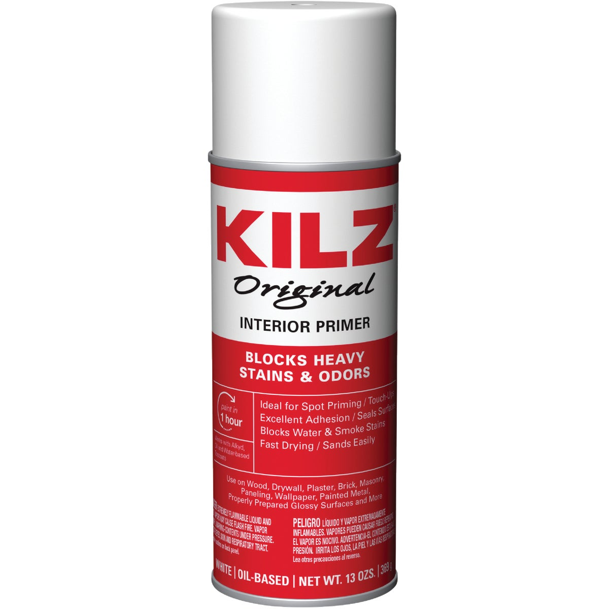 KILZ INT SPRAY PRIMER - 10004 by Masterchem