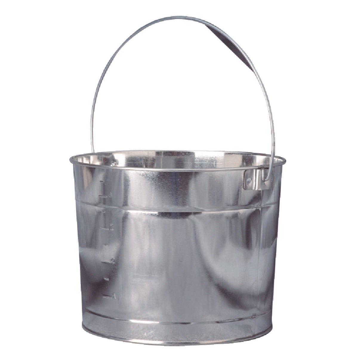 5QT METAL PAINT PAIL - 5 by Leaktite Corporation