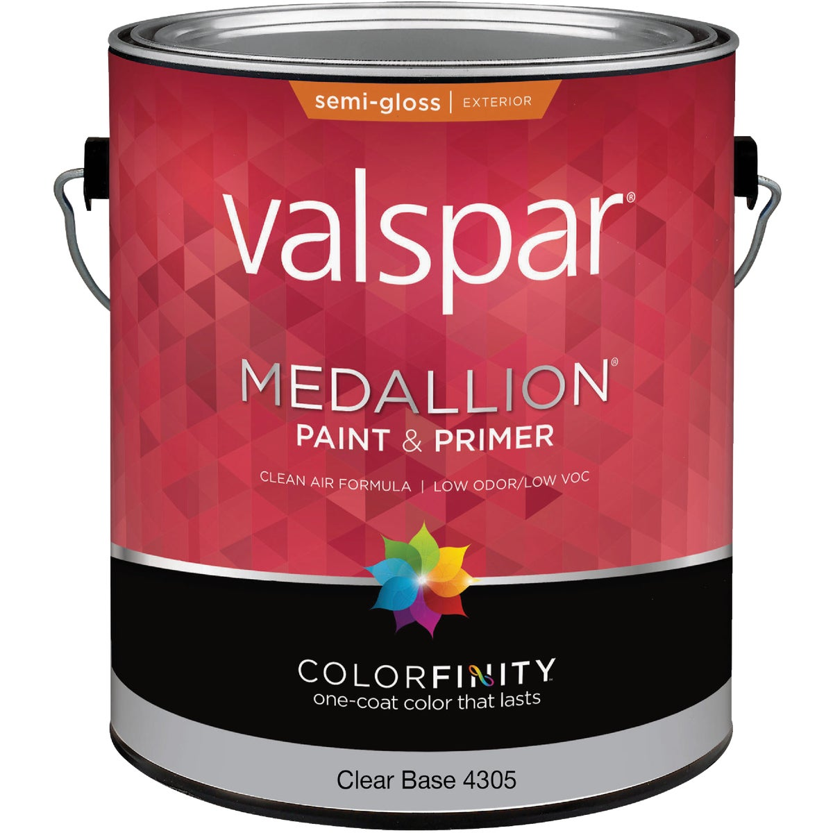 EXT S/G CLEAR BS PAINT - 027.0004305.007 by Valspar Corp