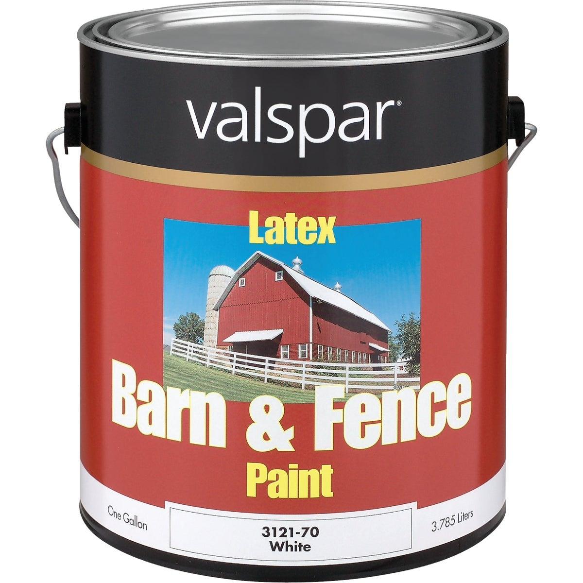 LTX FLAT WHT BARN PAINT - 018.3121-70.007 by Valspar Corp